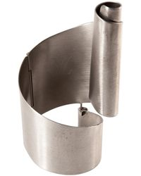 Louis Vuitton - Silver Metal Bracelet - Lyst