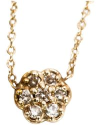 Ginette NY - Yellow Gold Necklace - Lyst