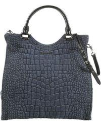 605e34a9bdbb Miu Miu - Blue Denim - Jeans Handbag - Lyst