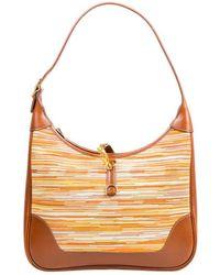 Hermès | Trim Cloth Handbag | Lyst