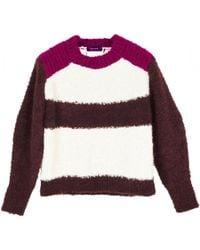 Isabel Marant - Wool Sweatshirt - Lyst