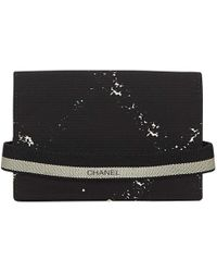 Chanel - Black Synthetic - Lyst