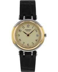 Hermès | Pre-owned Clipper Watch | Lyst