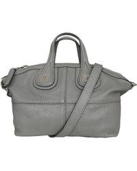 Givenchy - Nightingale Leather Crossbody Bag - Lyst