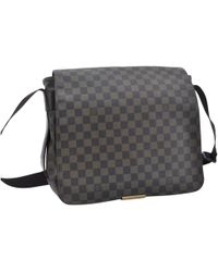 Louis Vuitton - Sac District en toile - Lyst