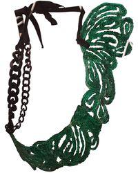 Marni - Green Plastic Necklace - Lyst
