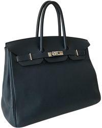 Hermès - Sac à main Birkin 35 en cuir - Lyst