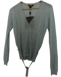 Louis Vuitton - Turquoise Cashmere Knitwear - Lyst