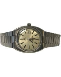 Omega - Pre-owned Ladymatic Watch - Lyst