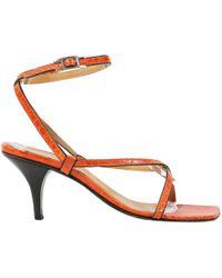 Hermès - Pre-owned Alligator Heels - Lyst