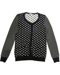 Sonia by Sonia Rykiel - Pre-owned Black Synthetic Knitwear - Lyst