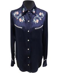 Isabel Marant - Pre-owned Silk Shirt - Lyst