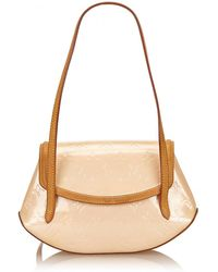 Louis Vuitton - Pre-owned Patent Leather Handbag - Lyst