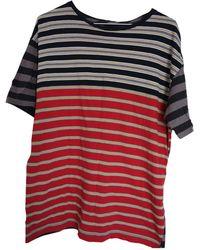Marc By Marc Jacobs - Multicolour Cotton T-shirts - Lyst 0af0fdcae07e