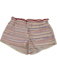 Maje - Pre-owned Mini-shorts - Lyst