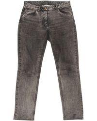 Maison Margiela - Pre-owned Short Jeans - Lyst