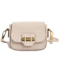Tod's - Pink Leather Clutch Bag - Lyst