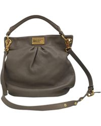 Marc By Marc Jacobs - Pre-owned 100% Authentic Classic Q Hillier Leather Hobo Bag - Lyst