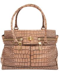 Max Mara - Pre-owned Leather Bag - Lyst