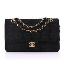 Lyst - Dolce   Gabbana Welcome Mini Bag In Calfskin in Black 52d61f63190e6