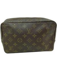 Louis Vuitton | Pre-owned Cloth Vanity Case | Lyst
