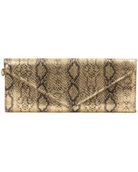 Marc By Marc Jacobs - Gold Leather Wallets - Lyst