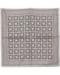 Louis Vuitton - Silk Neckerchief - Lyst