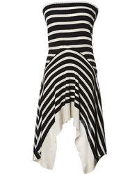 Jean Paul Gaultier - Wool Mid-length Skirt - Lyst