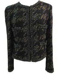 Chanel Vest en Laine - Noir
