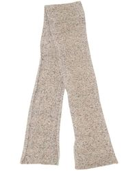 A.P.C. - Wool Scarf & Pocket Square - Lyst