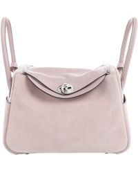 Hermès - Pre-owned Lindy Handbag - Lyst