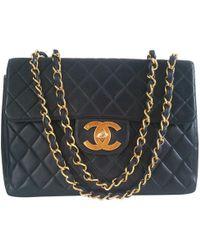 Chanel - Timeless Leather Crossbody Bag - Lyst