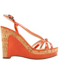 Marc By Marc Jacobs - Patent Leather Heels - Lyst