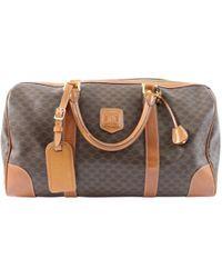 Céline - Cloth Bowling Bag - Lyst