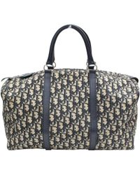 Dior - Blue Other Travel Bag - Lyst