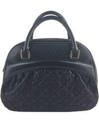 Louis Vuitton - Leather Bowling Bag - Lyst