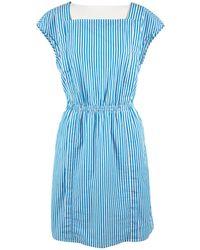 A.P.C. - Mid-length Dress - Lyst