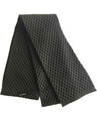 Jil Sander - Pre-owned Wool Scarf & Pocket Square - Lyst