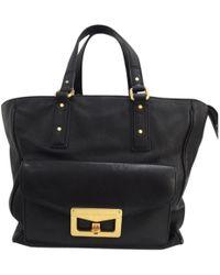 Marc By Marc Jacobs - Black Leather Handbag - Lyst