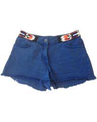 Sandro - Mini-shorts - Lyst