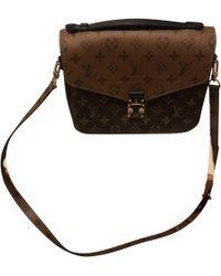 Louis Vuitton - Metis Other Cloth Handbag - Lyst