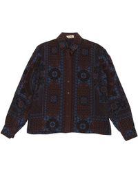 Hermès - Pre-owned Silk Shirt - Lyst