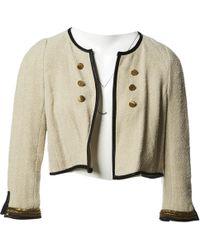 Isabel Marant - Linen Jacket - Lyst
