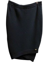 Chanel - Cashmere Mid-length Skirt - Lyst