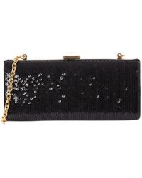 Philosophy Di Lorenzo Serafini - Pre-owned Black Synthetic Clutch Bags - Lyst