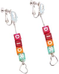 Dior - Pre-owned Earrings - Lyst