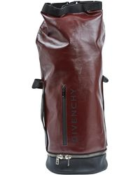 Givenchy - Jaw Burgundy Leather - Lyst