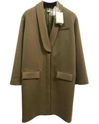 Givenchy - Pre-owned Cashmere Coat - Lyst