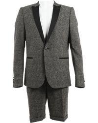 The Kooples - Brown Wool Suits - Lyst