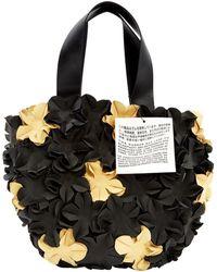 e3f72b16ebe7 Chanel Pre-owned Black Plastic Handbags in Black - Lyst